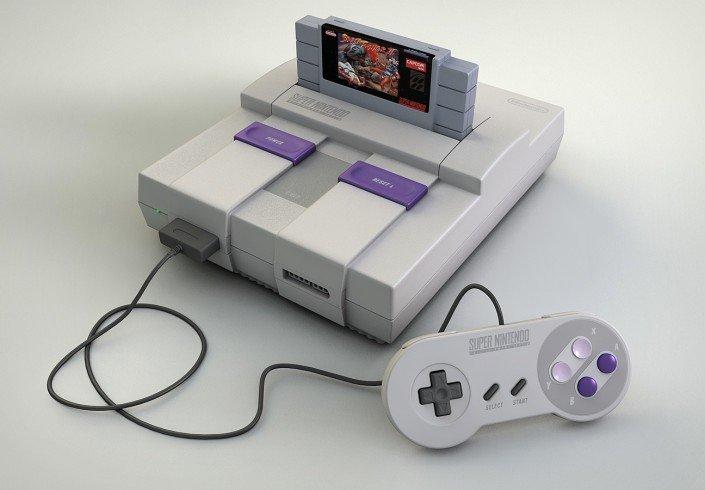 Super Nintendo sur 3DS