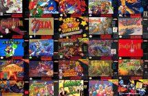 Les classiques de la Super Nintendo sur 3DS