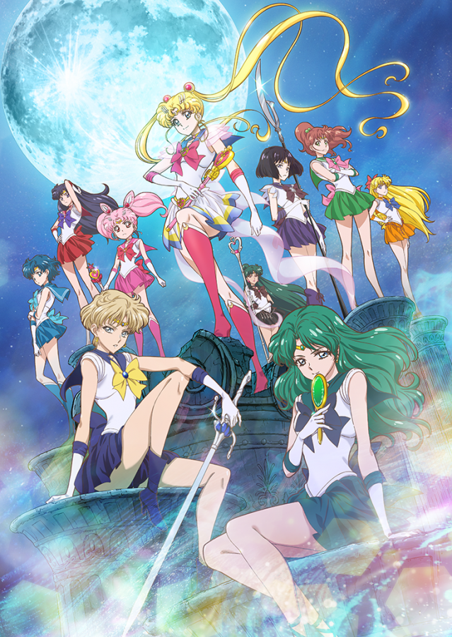 Sailor Moon Crystal saison 3