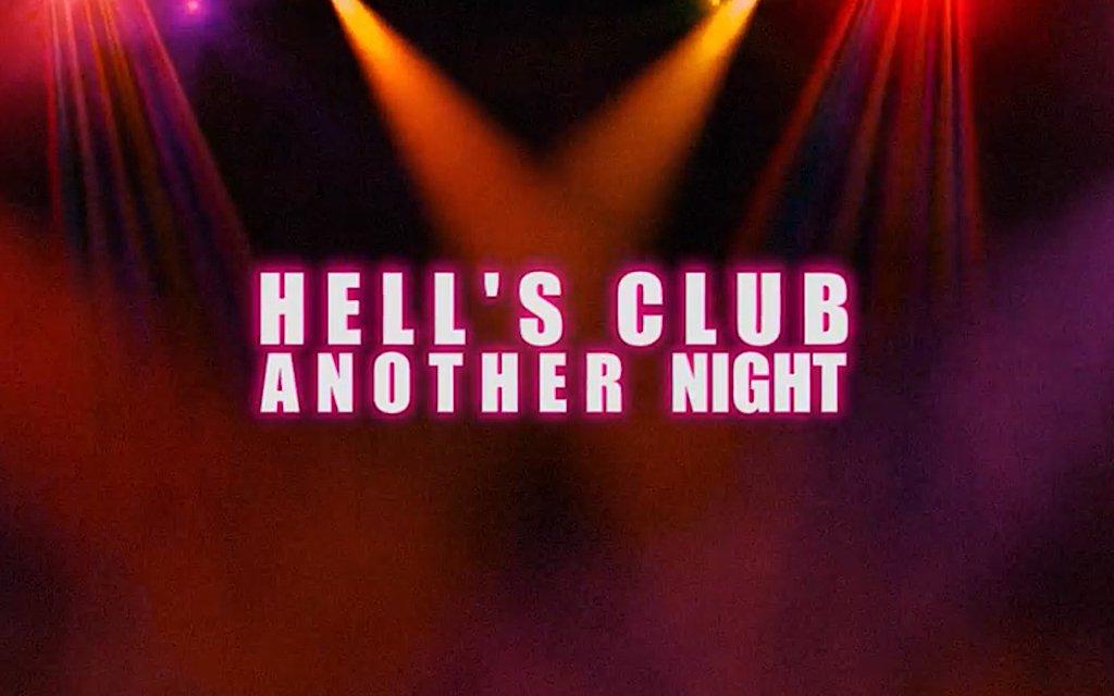 Hell's Club Another Night : un huitième passager vient faire la fête avec... non... à nos héros de cinéma!