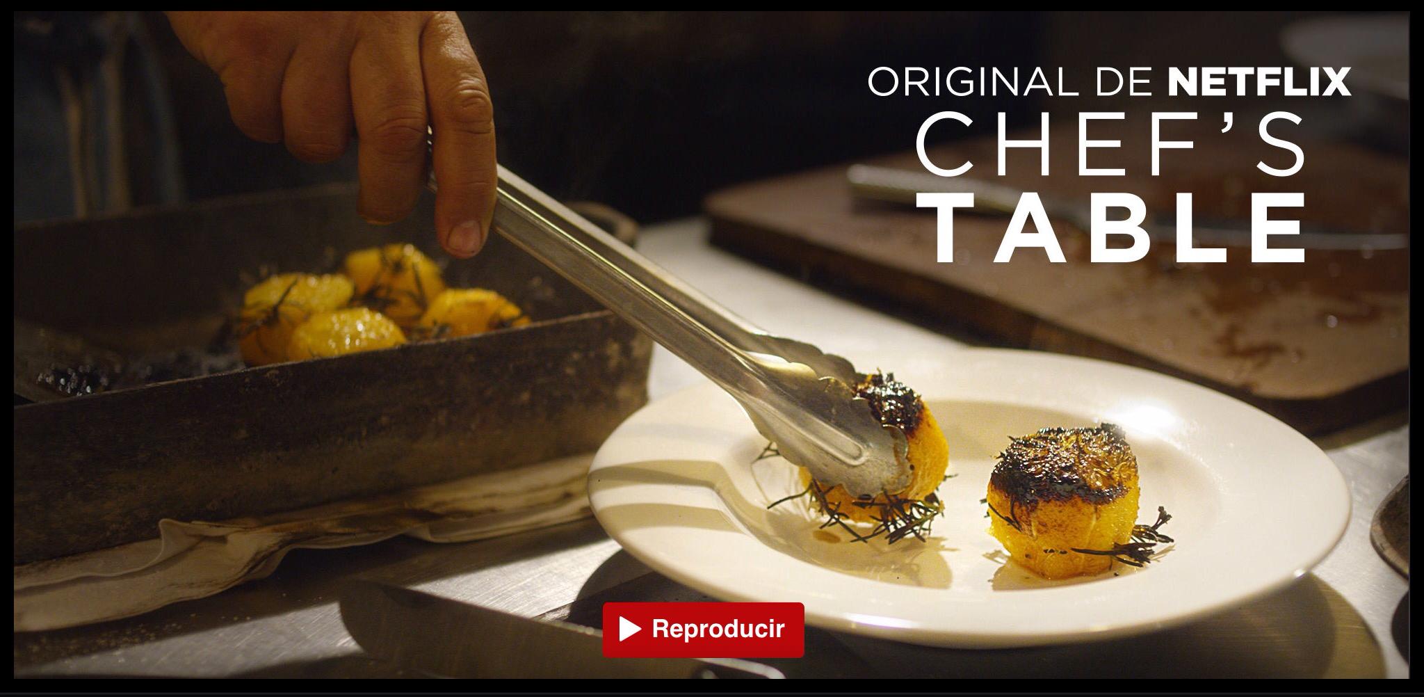 Chef's Table: Netflix renouvelle la série culinaire