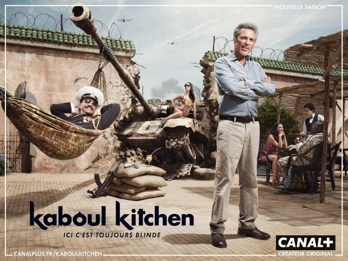 Kaboul Kitchen saison 2