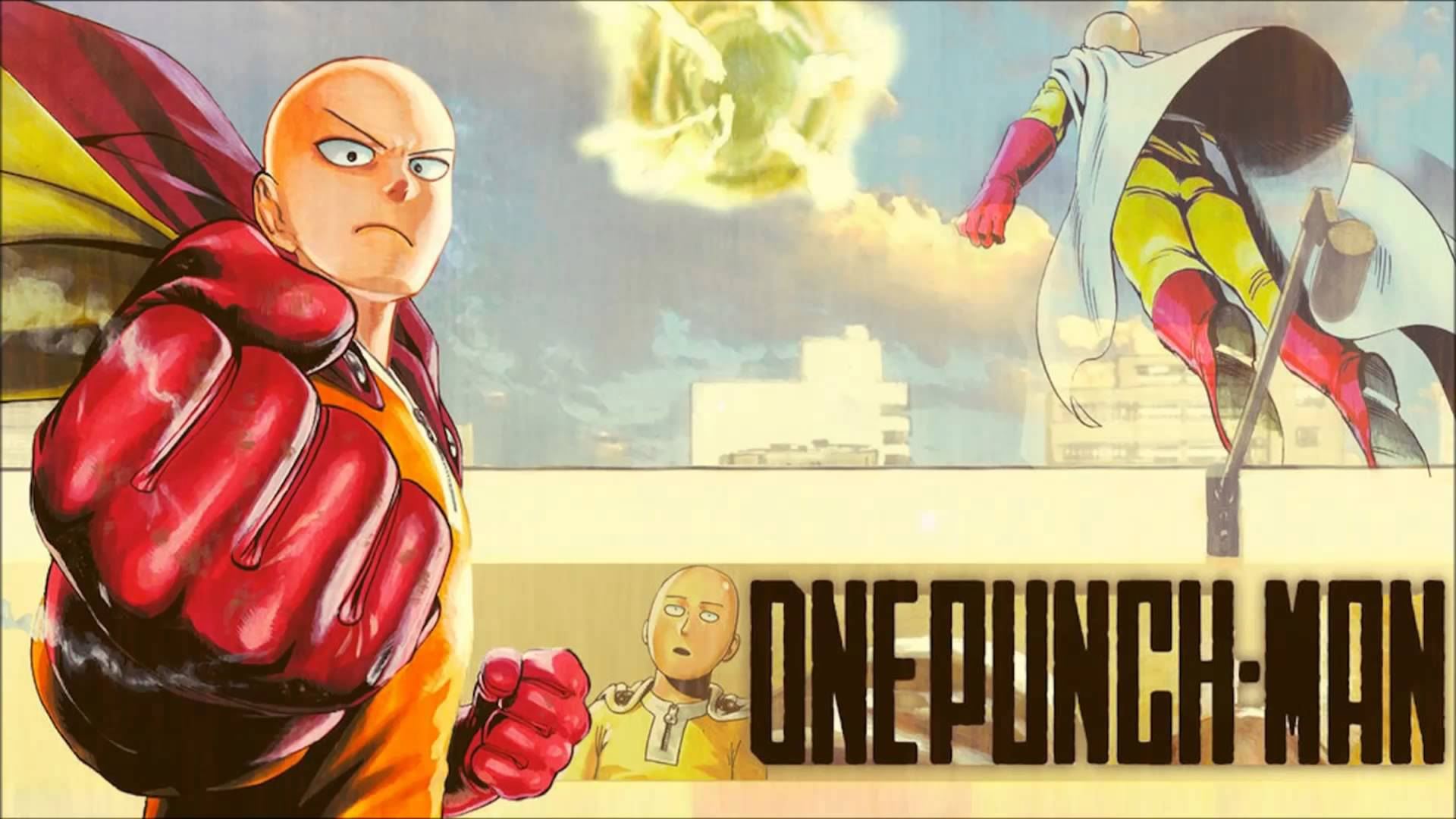 One-Punch Man: un trailer pour le nouvel OAV