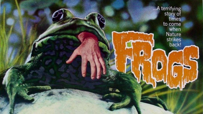 Frogs, 1972