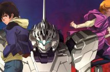 SUPER LOVERS, Bungô Stray Dogs, Gundam Unicorn sur Crunchyroll