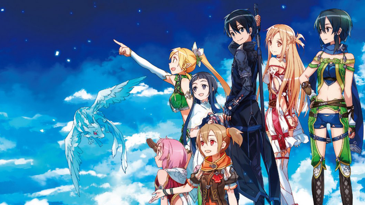 Sword Art Online : Ordinal Scale: un premier trailer
