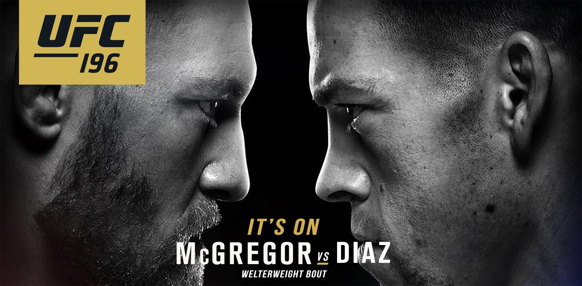 Stream UFC 196: McGregor vs. Diaz: voici les streams!