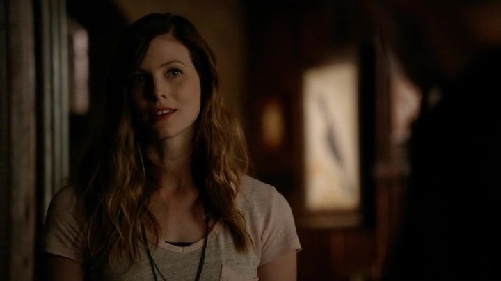 The Vampire Diaries: Elizabeth Blackmore devient Surnaturel