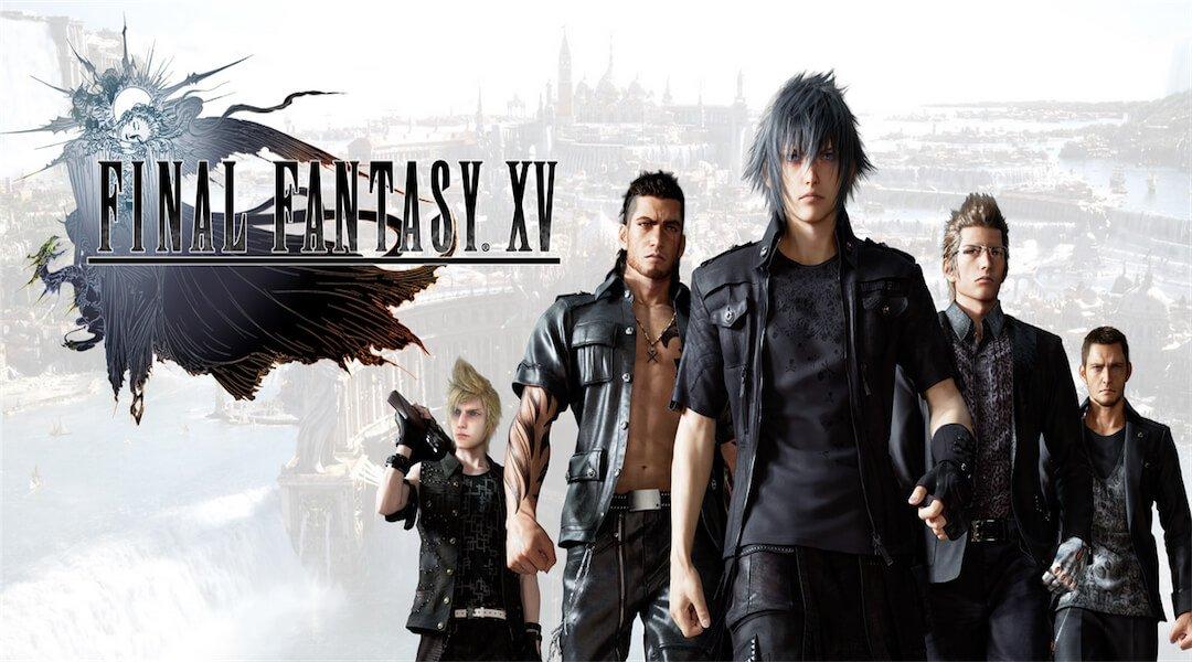 Final Fantasy XV a sa date de sortie