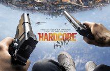 Hardcore Henry ou le film d'action overthetopesque dont vous êtes le héros!