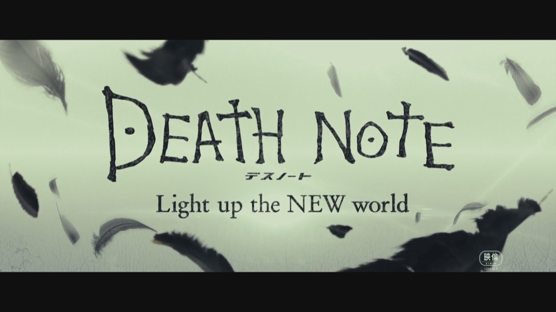 Death Note – Light up the new world: un premier teaser