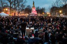 Gauchedroitistan 19-04-16 Souveraineté alimentaire, Nuit Debout et artistes québécois étranger