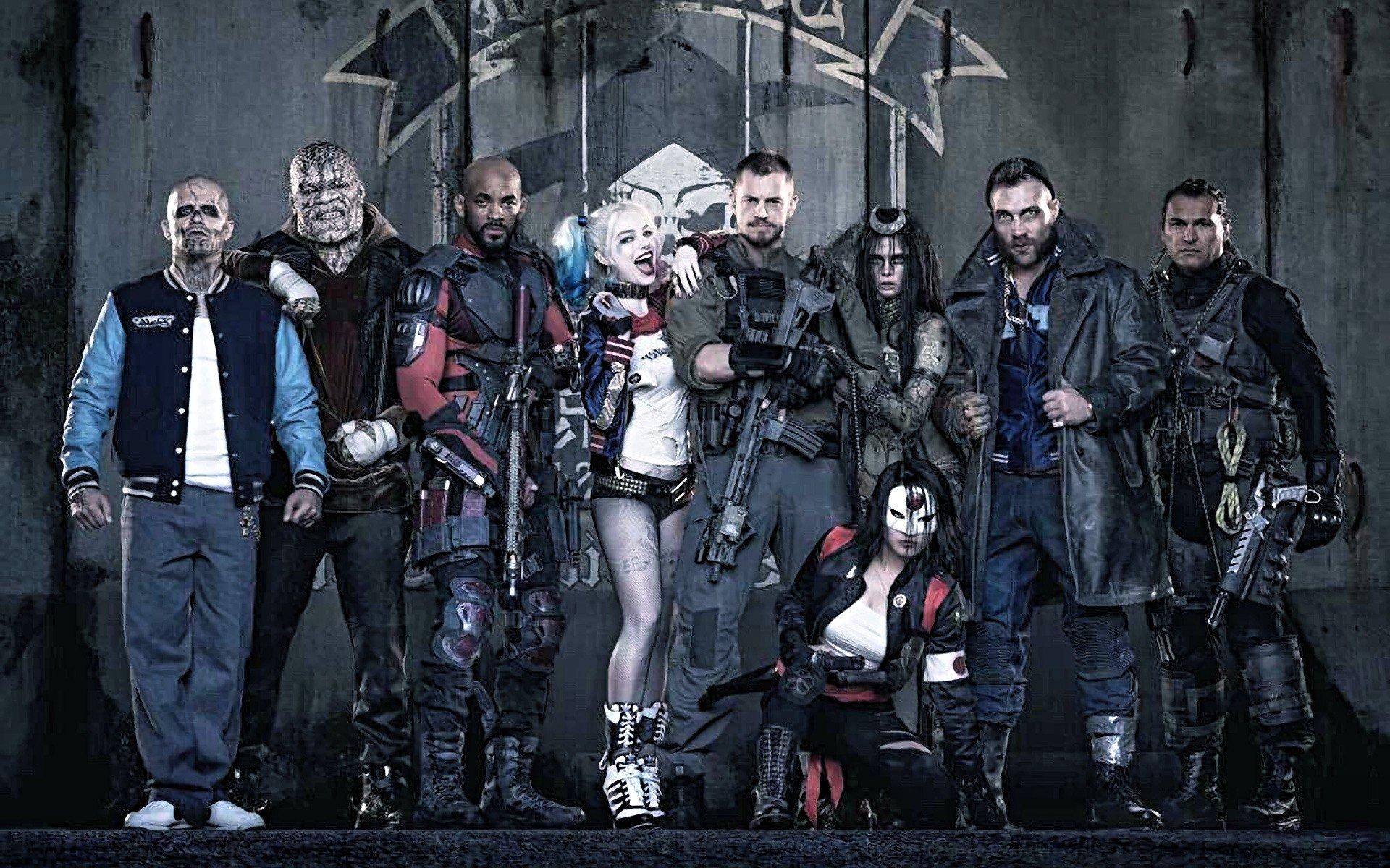 Suicide Squad: une nouvelle bande-annonce