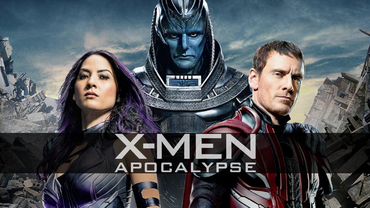 X-Men: Apocalypse: les cavaliers de l'Apocalypse (vidéo)