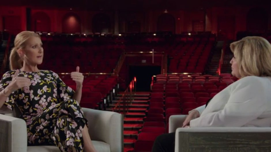 Céline maintenant: Céline Dion en primeur ce soir sur TVA