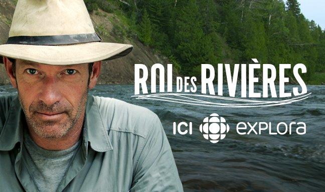 Roi des rivières: la pêche au saumon atlantique sur Explora