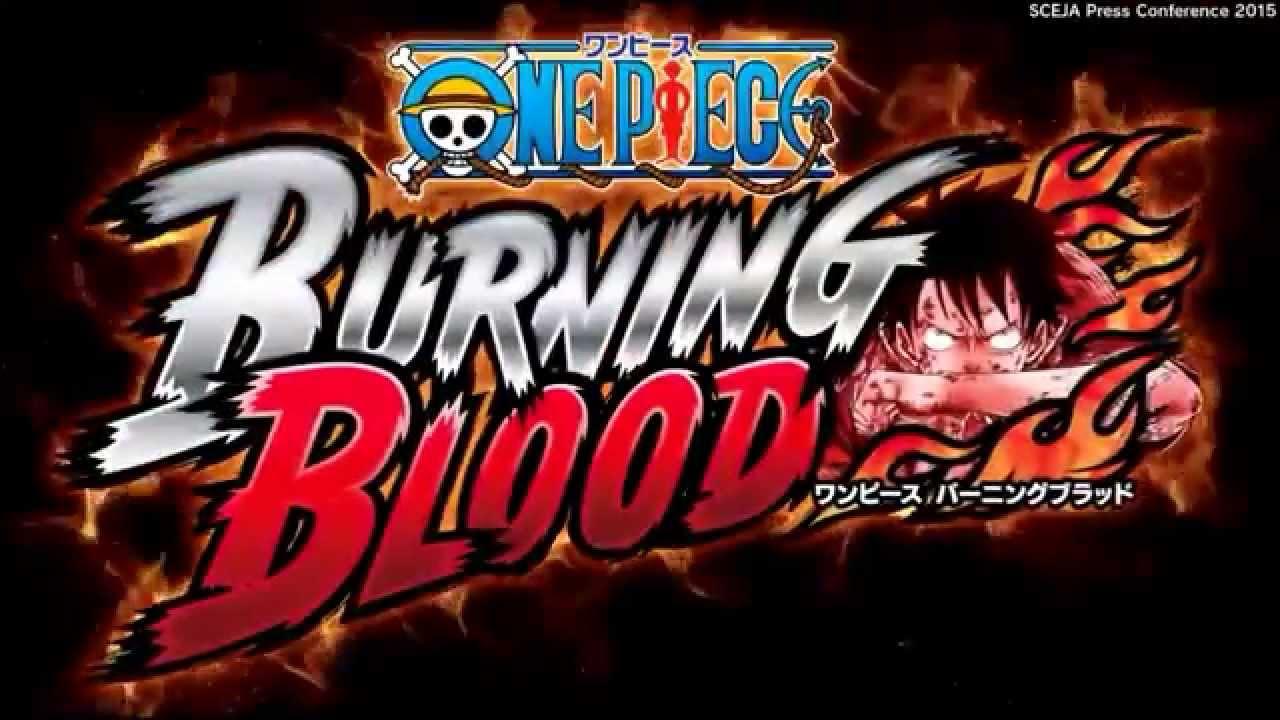 One Piece Burning Blood: plusieurs nouveaux personnages