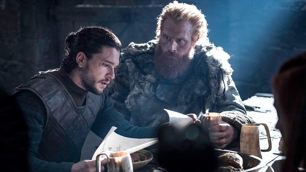 Game of Thrones saison 6: la lettre de Ramsay à Jon Snow