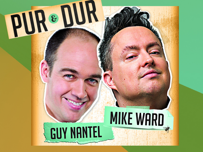 Guy Nantel & Mike Ward
