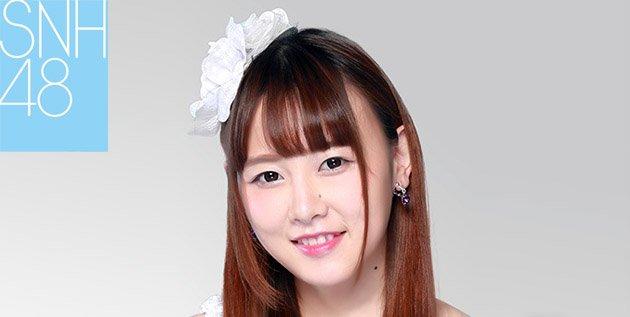 SNH48: Tang Anqi donne des nouvelles via une vidéo