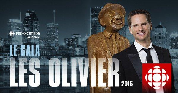 Gala Les Olivier 2016
