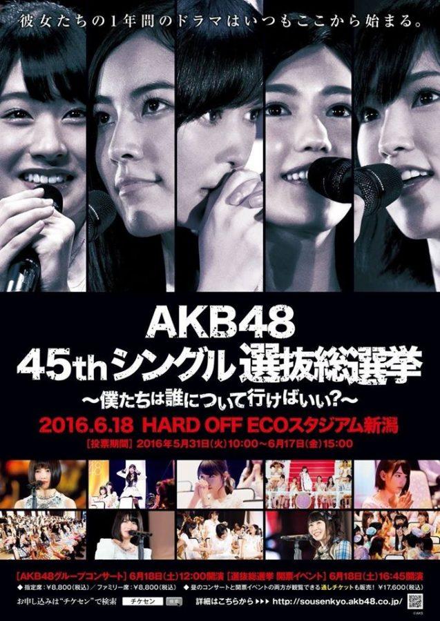 AKB48 45th Single Senbatsu Sousenkyo
