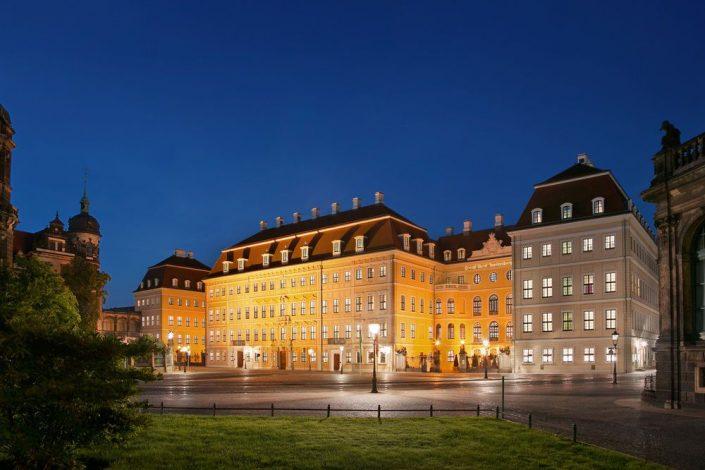 Hôtel Taschenbergpalais Kempinski Bilderberg 2016