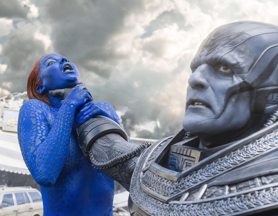 X-Men : Apocalypse fait face au féminisme délirant de Rose McGowan