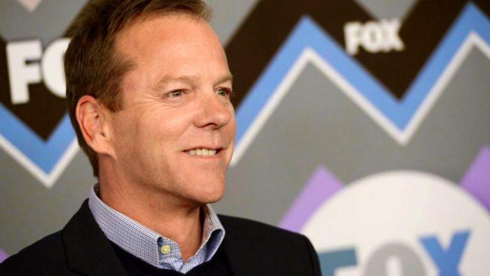 Kiefer Sutherland est Jack Bauer