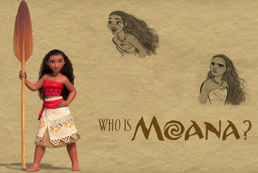 Moana : un teaser pour la nouvelle princesse de Disney