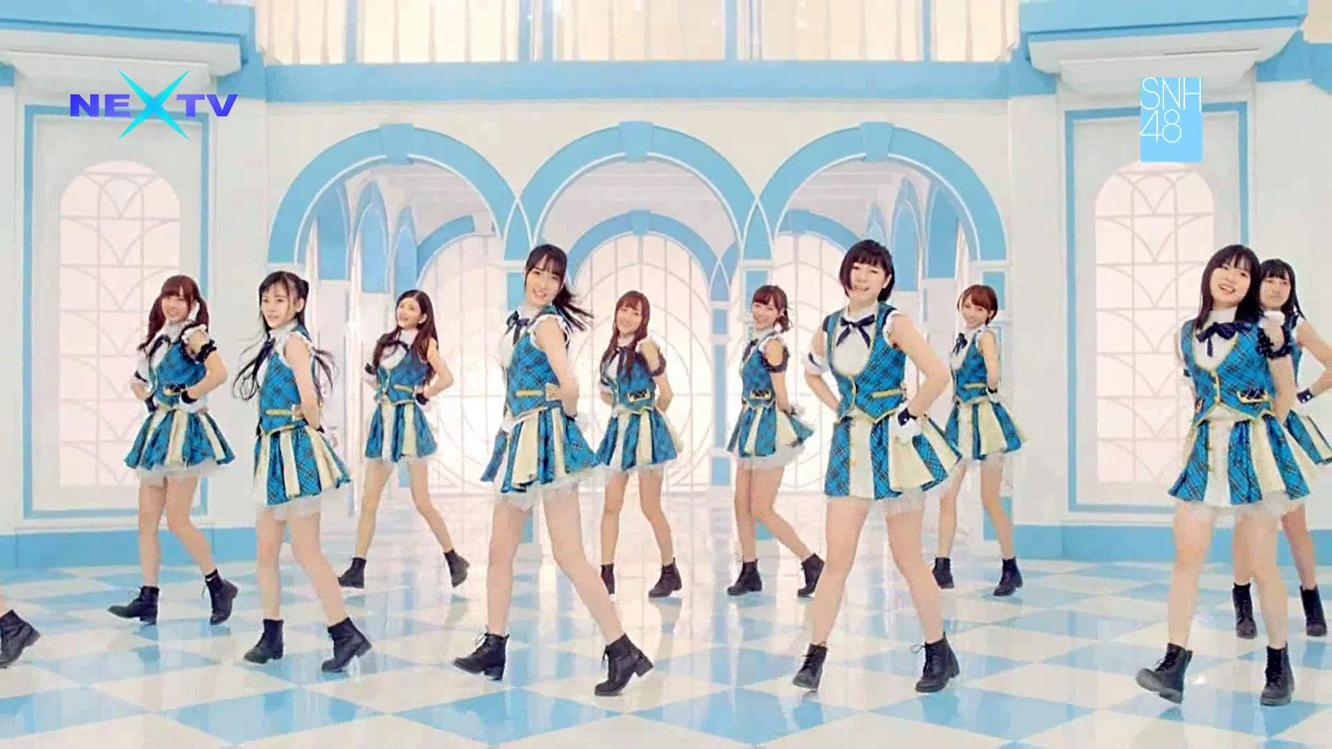 AKB48: c'est la guerre avec le groupe de Shanghai, SNH48