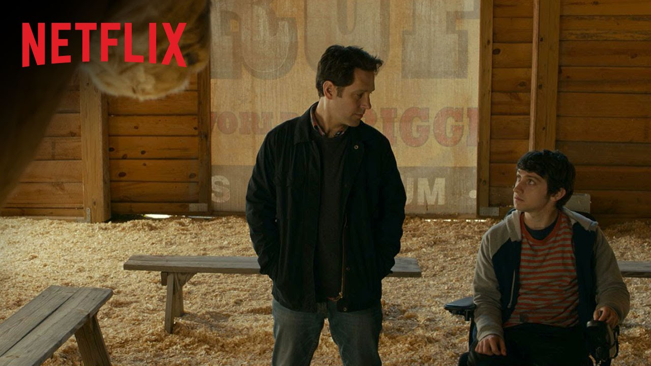 The Fundamentals of Caring: le film de Selena Gomez est sur Netflix