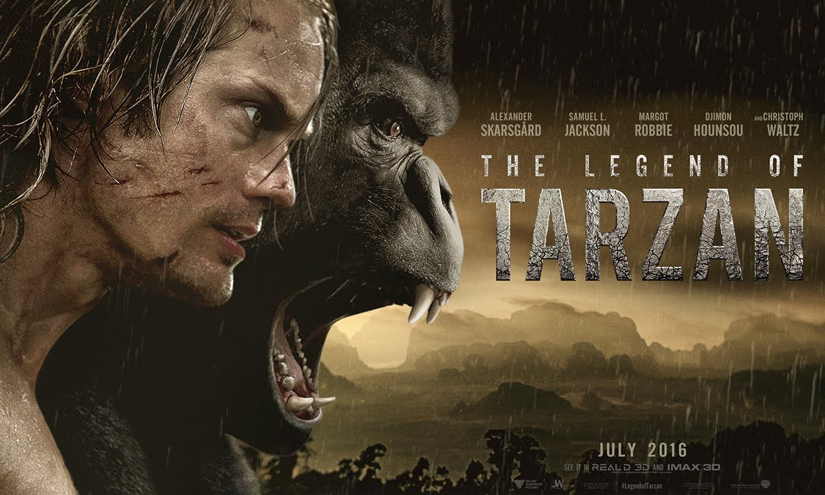 The Legend of Tarzan: un nouveau trailer IMAX