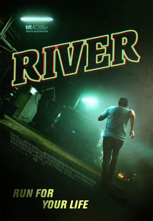 River: de Jamie M. Dagg