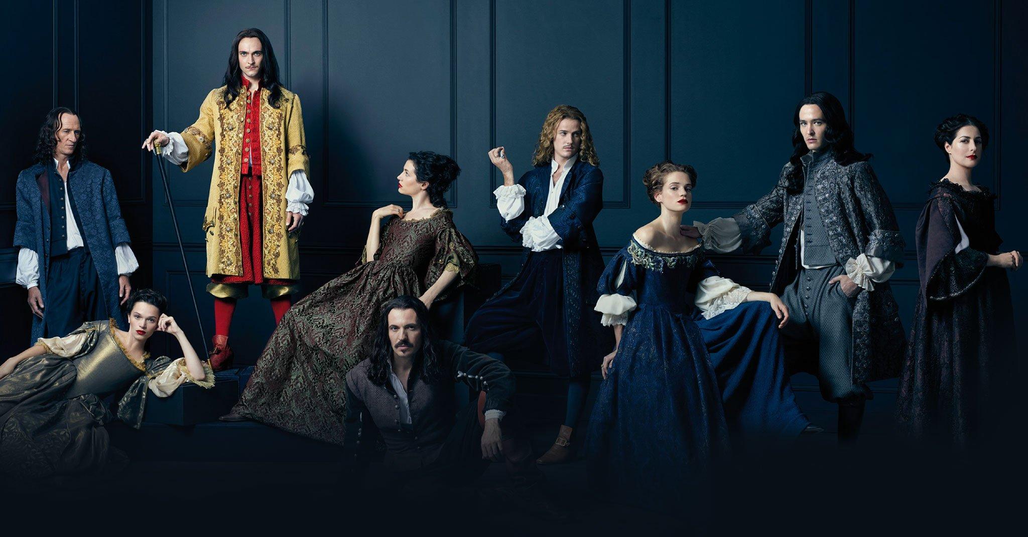 Versailles: Le générique rafle l'argent aux PROMAX BDA Awards