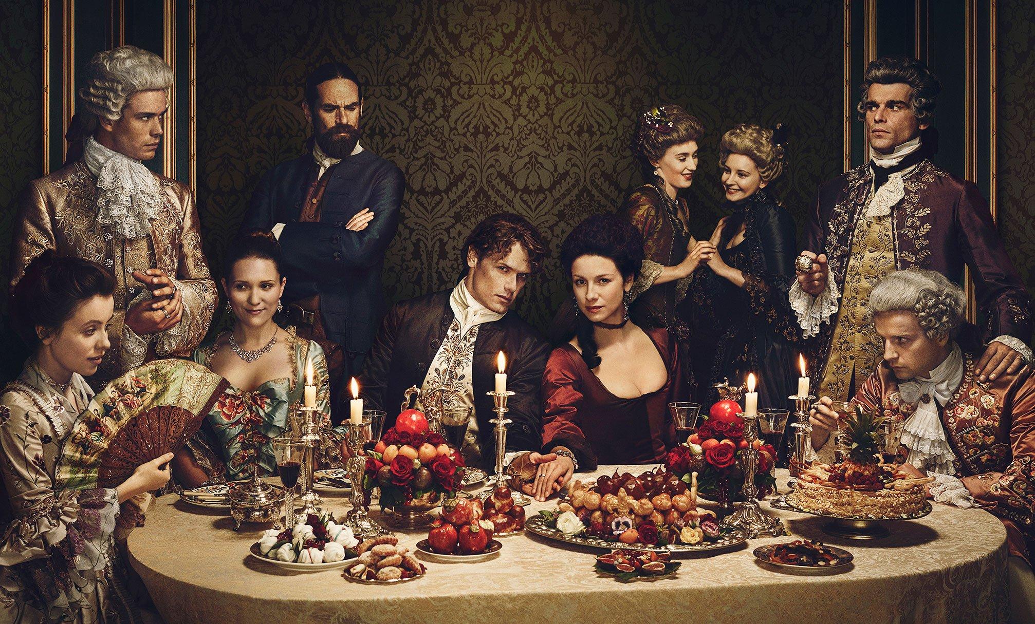 Outlander - Le chardon et le tartan: la saison 2 en août sur ARTV