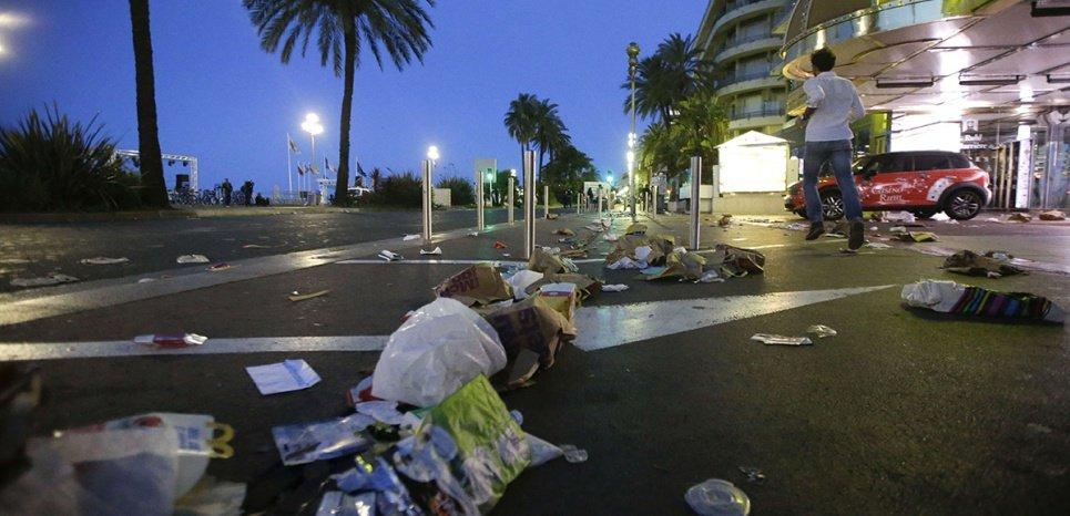 Attentat de Nice: une analyse de Evan J. Demers