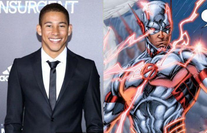 Keiynan Lonsdale confirmé dans le rôle de Kid Flash