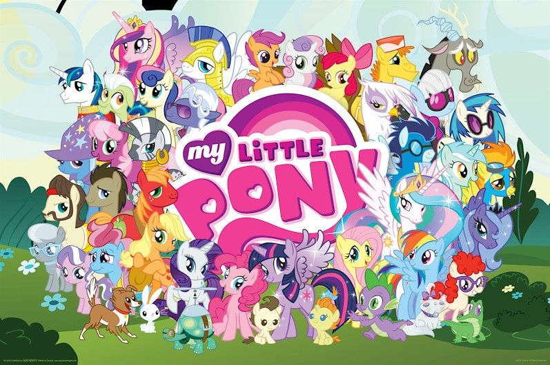 My Little Pony: The Movie: la chanteuse Sia se joint au casting
