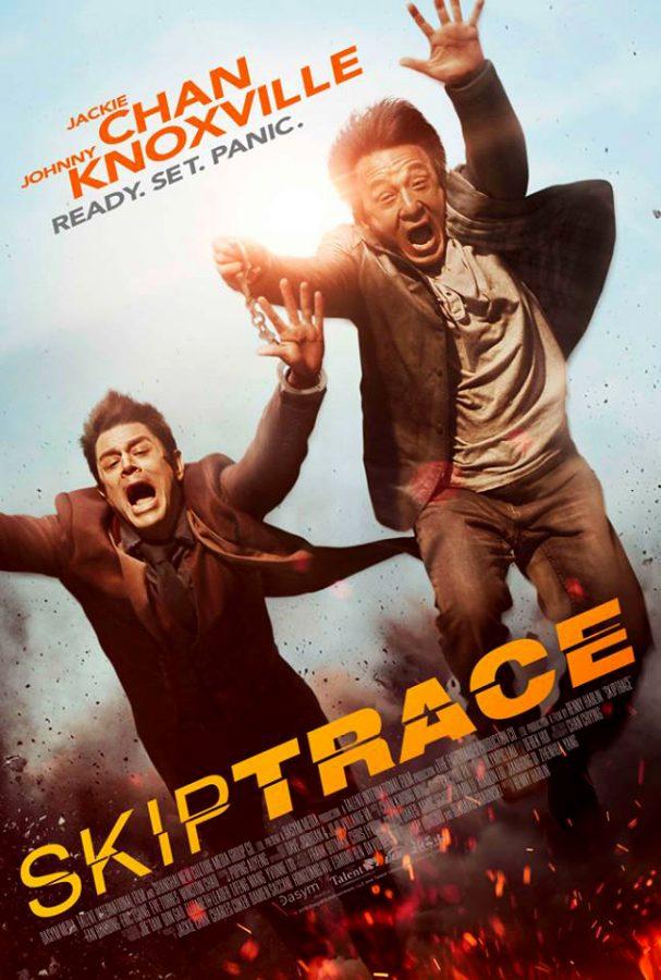 L'affiche du film Skiptrace