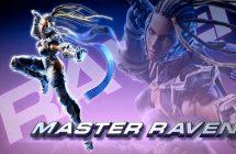 Tekken 7: vidéos promotionnelles pour Master Raven et Bob