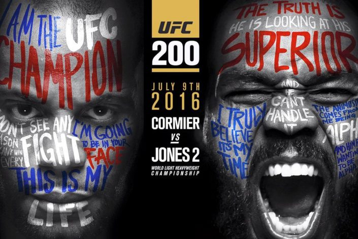 UFC 200: Cormier vs. Jones 2