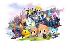 World of Final Fantasy: 10 minutes de gameplay (vidéo)