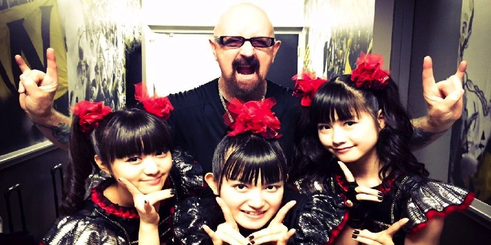 AP Awards: une collaboration BABYMETAL et Rob Halford!!