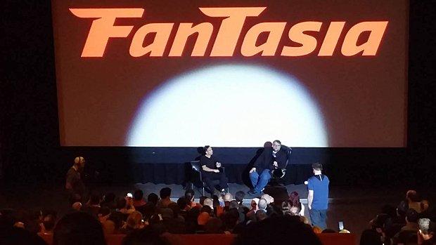 Une classe de maître donnée par le réalisateur Guillermo del Toro.