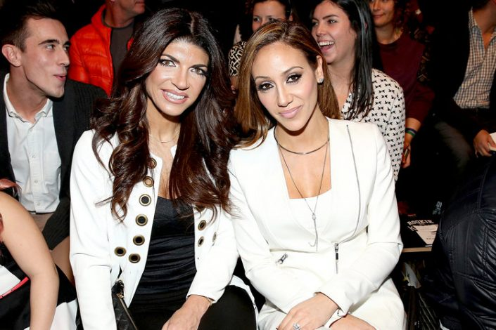 Teresa Giudice and Melissa Gorga