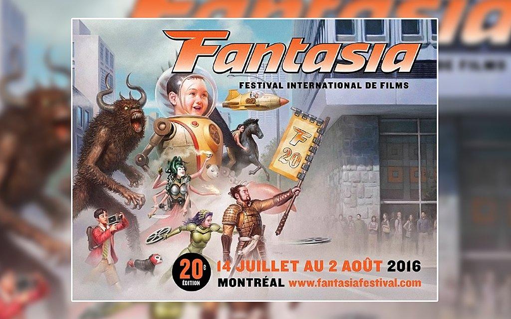 Festival Fantasia 2016 - Ce qu'il faut savoir sur la programmation!