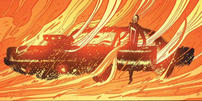 Agents of S.H.I.E.L.D: Ghost Rider
