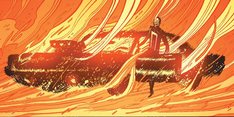 Agents of S.H.I.E.L.D: Ghost Rider va amener une dose de vengeance