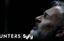 Syfy annule la série Hunters